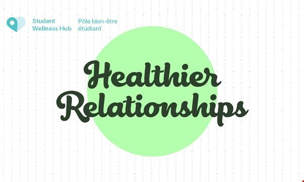 Skills for Healthier Relationships