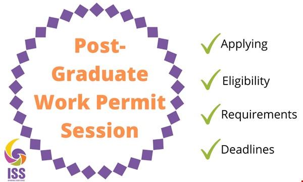 Post-Graduate Work Permit webinar