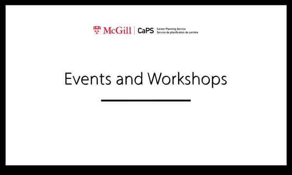 Coffee with Career Advisors (Campus Recruitment Topic)