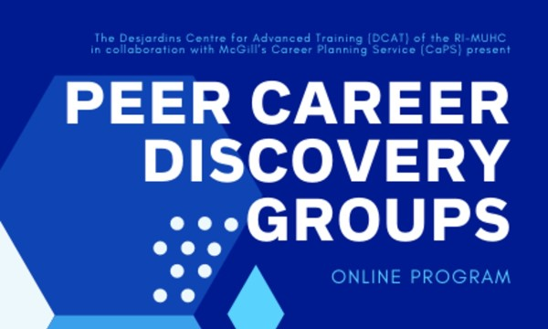 Career exploration for MSc and PhD students in the life sciences