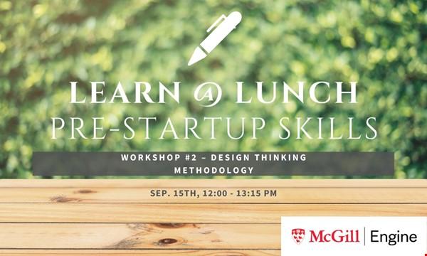 Workshop #2 – Design Thinking Methodology