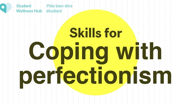 Skills for Coping With Perfectionism